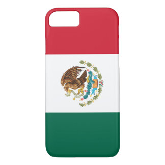 Flag of Mexico iPhone 7 Case