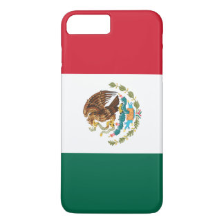 Flag of Mexico iPhone 7 Plus Case