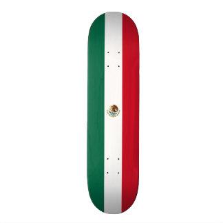 Flag of Mexico Skateboard Deck