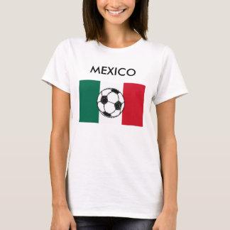 Flag of Mexico | Soccer ball T-Shirt