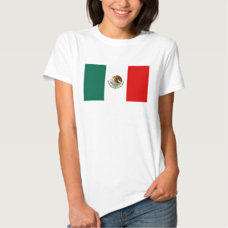 Flag_of_Mexico T-shirts