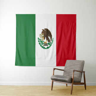 Flag of Mexico Tapestry
