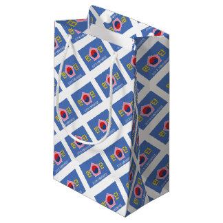 Flag of Mindan Small Gift Bag