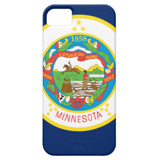 Flag Of Minnesota Barely There iPhone 5 Case