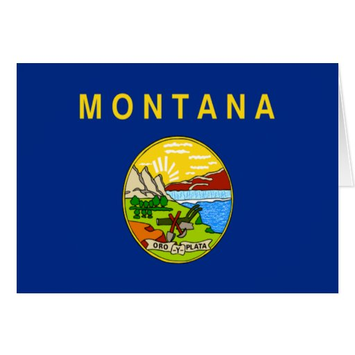 Flag of Missouri Cards