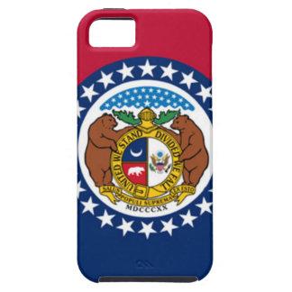 Flag Of Missouri iPhone 5 Case