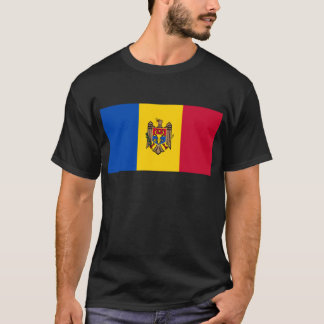 Flag_of_Moldova T-Shirt