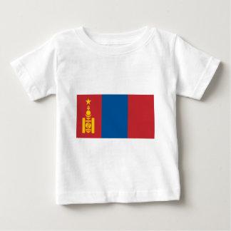 Flag of Mongolia -  Монгол улсын төрийн далбаа Baby T-Shirt