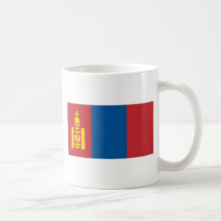 Flag of Mongolia -  Монгол улсын төрийн далбаа Coffee Mug