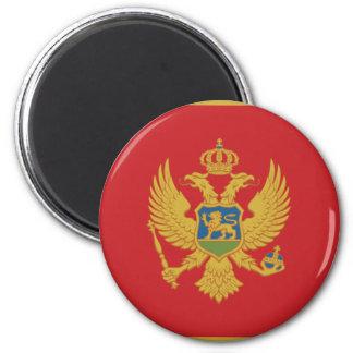 Flag of Montenegro Magnet