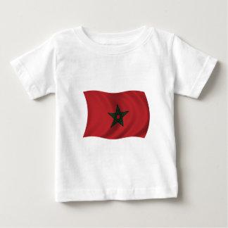 Flag of Morocco Baby T-Shirt