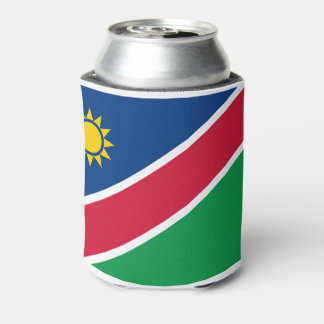 Flag of Namibia Can Cooler
