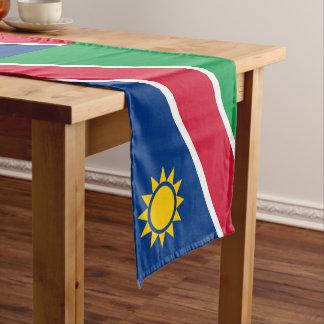 Flag of Namibia Short Table Runner