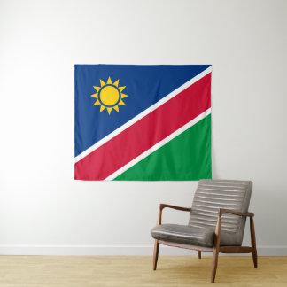 Flag of Namibia Tapestry