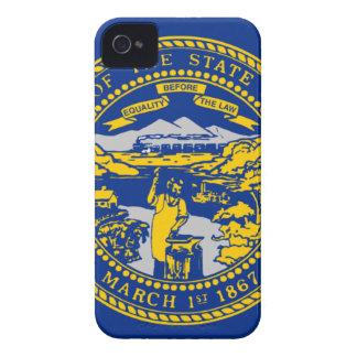 Flag Of Nebraska Case-Mate iPhone 4 Cases
