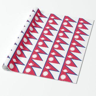 Flag of Nepal - नेपालको झण्डा