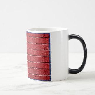 Flag of Nepal Morphing Mug