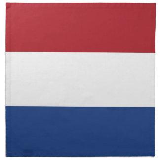 Flag of Netherlands Napkin