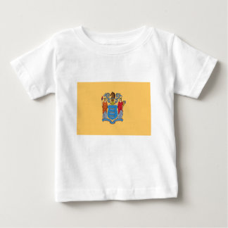 Flag Of New Jersey Baby T-Shirt