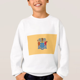 Flag Of New Jersey Sweatshirt