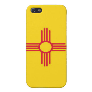 Flag of New Mexico iPhone 5/5S Case
