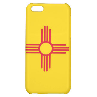 Flag of New Mexico Case For iPhone 5C