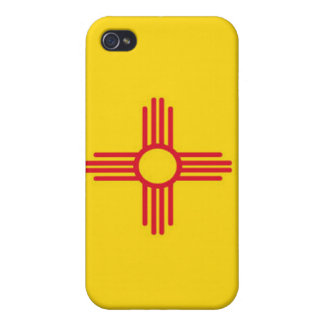 Flag of New Mexico Cases For iPhone 4