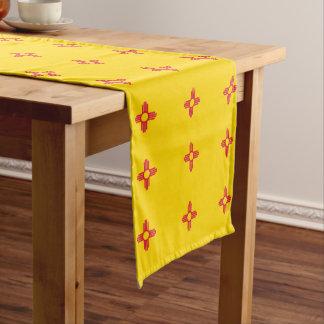 Flag of New Mexico Short Table Runner