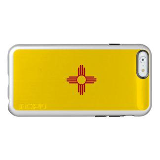 Flag of New Mexico Silver iPhone Case Incipio Feather® Shine iPhone 6 Case