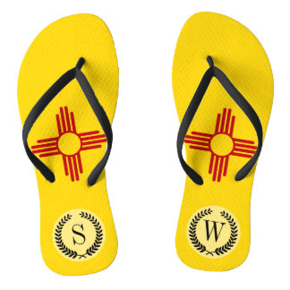 Flag of New Mexico Thongs