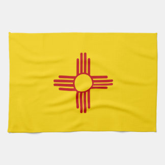 Flag of New Mexico Towel