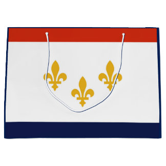 Flag of New Orleans Gift Bag