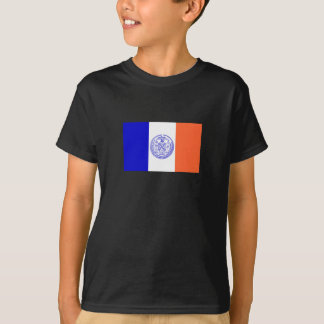 Flag of New York City T-Shirt