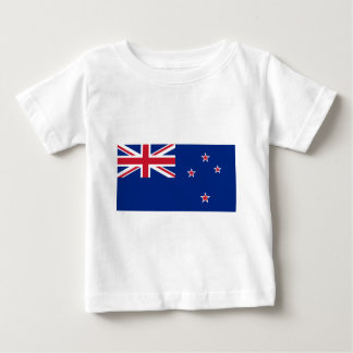 Flag_of_New_Zealand Baby T-Shirt