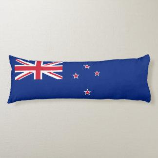 Flag of New Zealand Body Cushion