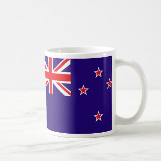 Flag of New Zealand Coffee Mug
