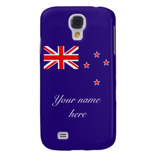 Flag of New Zealand Galaxy S4 Cover