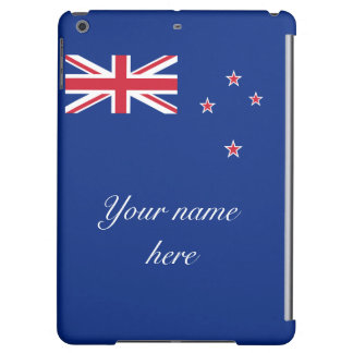 Flag of New Zealand iPad Air Cover
