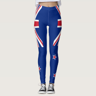 Flag of New Zealand Leggings
