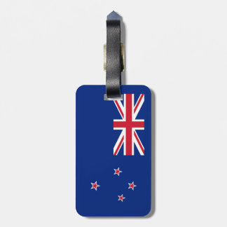 Flag of New Zealand Luggage Tag