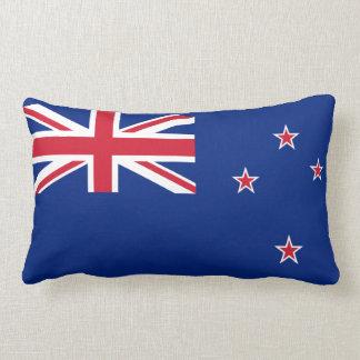 Flag of New Zealand Lumbar Cushion