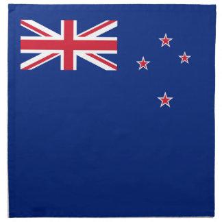 Flag of New Zealand Napkin