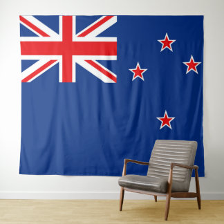 Flag of New Zealand Tapestry