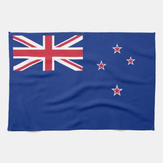 Flag of New Zealand Tea Towel