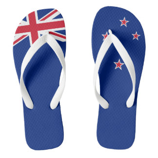 Flag of New Zealand Thongs