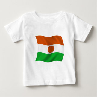 Flag of Niger Baby T-Shirt