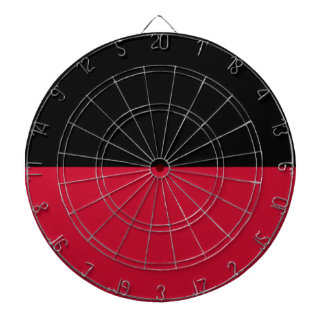 Flag of Nijmegen Dartboard