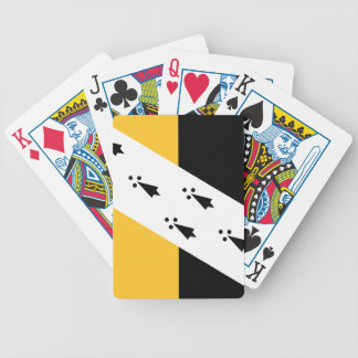 Flag of Norfolk Bicycle Playing Cards