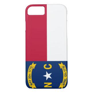 Flag of North Carolina iPhone 7 Case