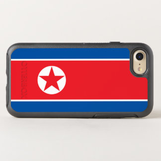Flag of North Korea OtterBox iPhone Case